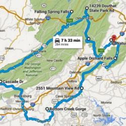 Visit Clifton Forge VA The Ultimate Virginia Waterfalls Road