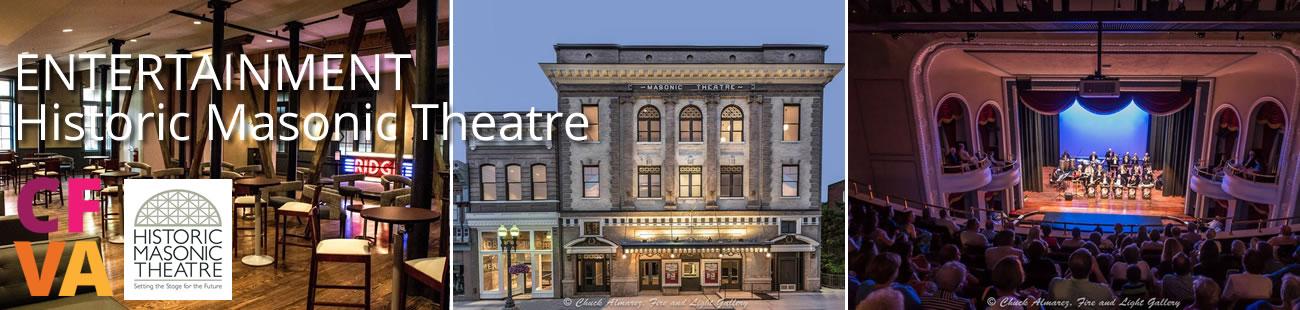 Visit Clifton Forge Virginia Historic Masonic Theatre