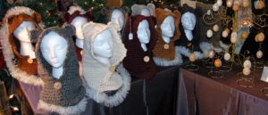Hand made winter hats