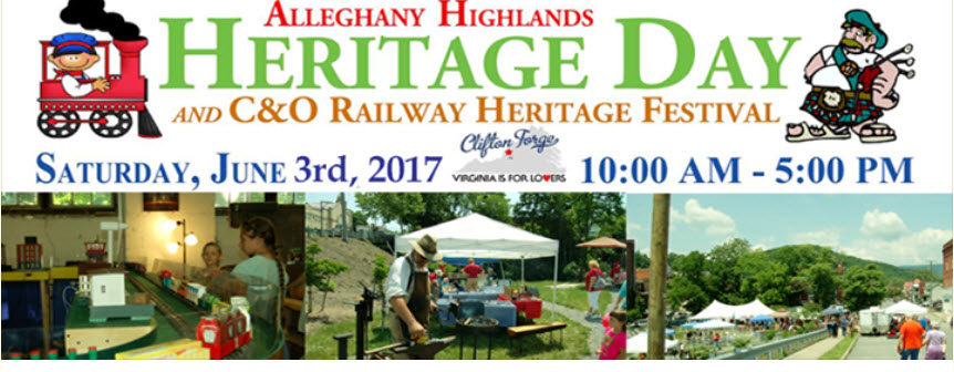 Alleghany HIghlands Heritage Day