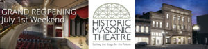 Visit Clifton Forge Virginia Historic Masonic Grand Reopening