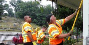 Visit Clifton Forge VA - Volunteer for Corridor Curb Appeal